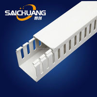 Selected Material metal wire duct cable trunking wiring duct