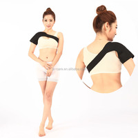 infrared magnetic shoulder support belt / Shoulder protector with heating pad