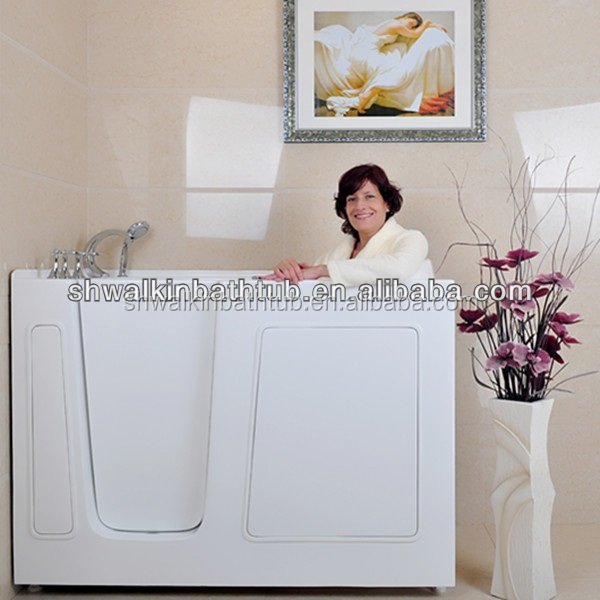 Safety bathtubs /walk in bathub/bathtub with door for elder or disabled people 2852