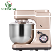 6L bowl Kitchen machine stand mixer with powerful 1200w motor and support baker make food for robot multifunctio planetary