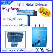 Deep earth search mega scan gold metal detector large gold metal detector Explorer with high performance