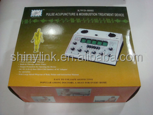 Dragon wall Brand Prefessional Electro Acupuncture Point Stimulator KWD-808I