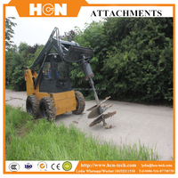 HCN brand 0510 series bobcat auger parts