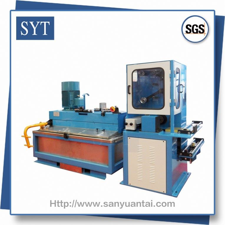 WD-TA Good quality fine wire annealing wire drawing machine