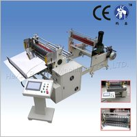 Automatic straight full Cutting Machine With Automatic feeding function