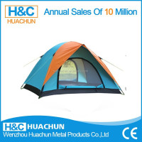 HC-CT003 Hot sale Outdoor Traveling waterproof camping tent