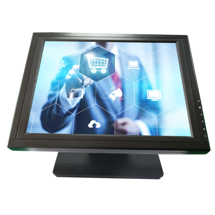 OEM LCD Touch PC Display 15inch Touch Screen Monitor