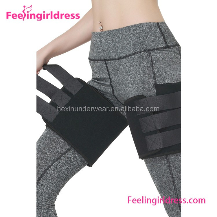 Customized Fitness Training Massager Belt Leg Slimming Belt