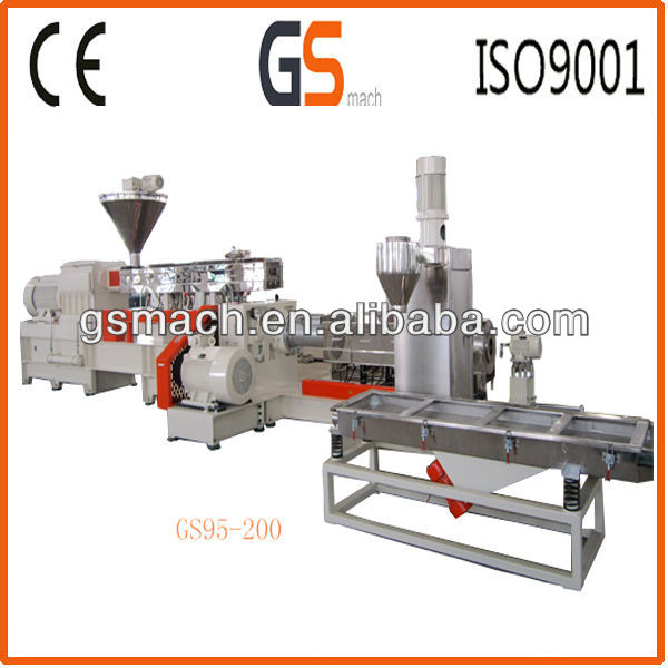 Competitive Price Waste PET/PP/PE/HDPE plastic recycle pellete making machine 50-1000kg/h