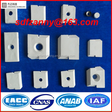high alumina irregular interlock ceramic parts