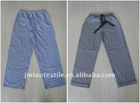 2011 hot sale cotton men's pyjama trousers
