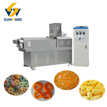 Widely used high energy saved snack bar equipment