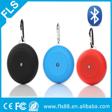 China Best-Buyer Bluetooth Mini Speaker Portable Wireless with Carabiner