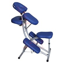 Best selling health care foldable massage chair/portable massager