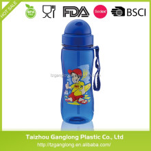 Cartoon plastic kids drink bottles kids insulated water bottle