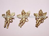 Plastic Angel Figures