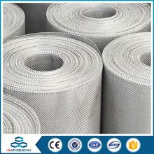 Stainless Steel Woven Wire Screen Mesh Sizes For Sale