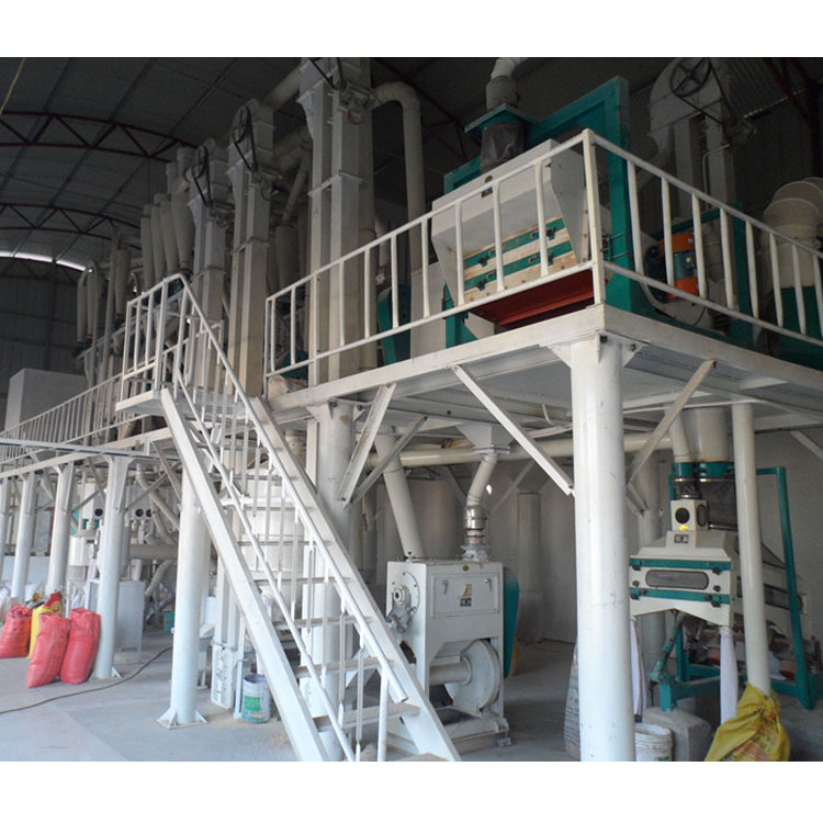 maize flour/grits mill grinding plant for sale