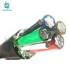Underground Low Voltage or Midium Voltage steel wire Armoured 100mm Aluminum power Cable