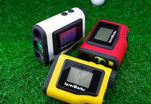 Waterproof LE-G600 Laser Golf Rangefinder price with LCD LaserExplore