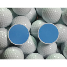 promotional rubber golf ball stamp logo rang practice golf ball