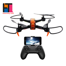 4ch wifi remote control quadcopter 2.4ghz six axis gyro aircraft for real time transmission