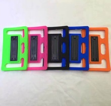 "New Arrival universal tablet 6"" 7"" 8"" 10"" silicon case for ipad mini with strong kickstand"