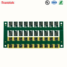 Manufacturer pcb fr4 printed double side electronic circuit board prototype board