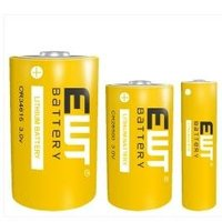 Li-MnO2 1/3N primary battery
