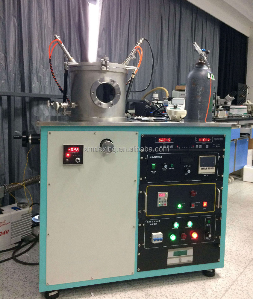 magnetron sputtering thesis In this thesis, i have used magnetron sputtering to deposit new thin film materials, which should combine high hardness and high ductility with other properties such as low friction or a good corrosion resistance the films have been characterized with a.