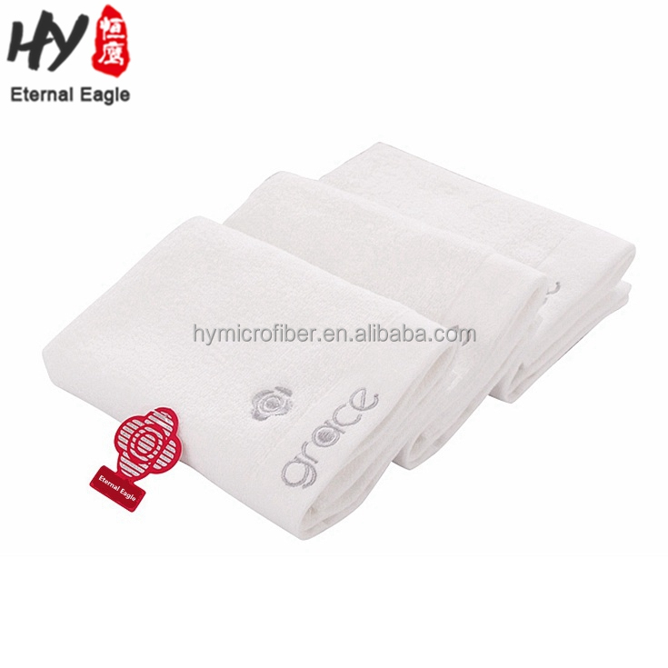 Custom 600gsm 100% cotton 16s hotel <strong>towels</strong>