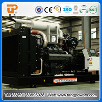 6 Cylinder 200kva Dalian Deutz diesel engine generator prices
