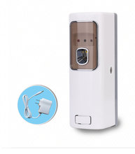 Wall mounted toilet automatic digital air freshener dispenser/ auto aerosol spray dispenser