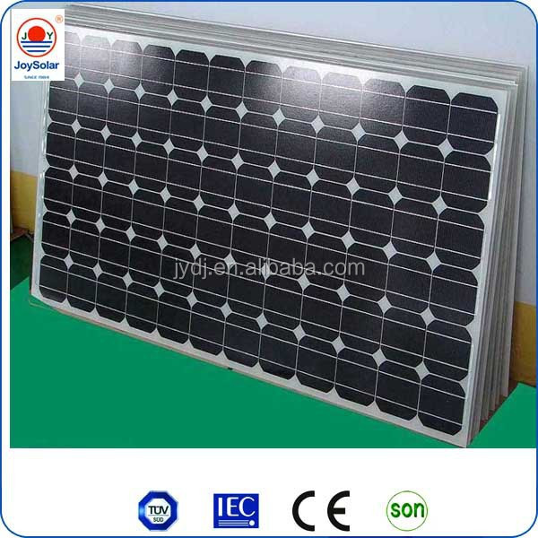 12V 24V 100W poly solar panel/solar cells 156x156/ risen solar energy