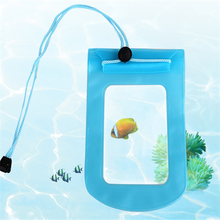 Best selling waterproof drawstring bag for cell phone