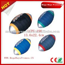 Promotional Rugby Shape Stress Ball