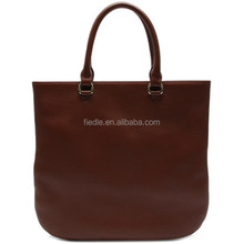 CSS1207-001 Free Pattern Genuine Leather bag simple design Fashion Woman Handbag