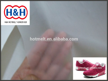 Hot Melt Adhesive Film /EVA Film Melting Glue for Sew-free Shoes