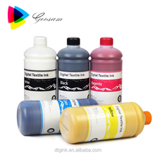 Direct to cotton printing textile pigment ink for Epson 4800 printer