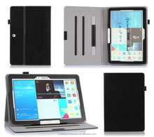 Flip Case Cover With Card Holder For Galaxy Note pro 12.2 P900 ,For Samsung Brand Compatibale Tablet Case