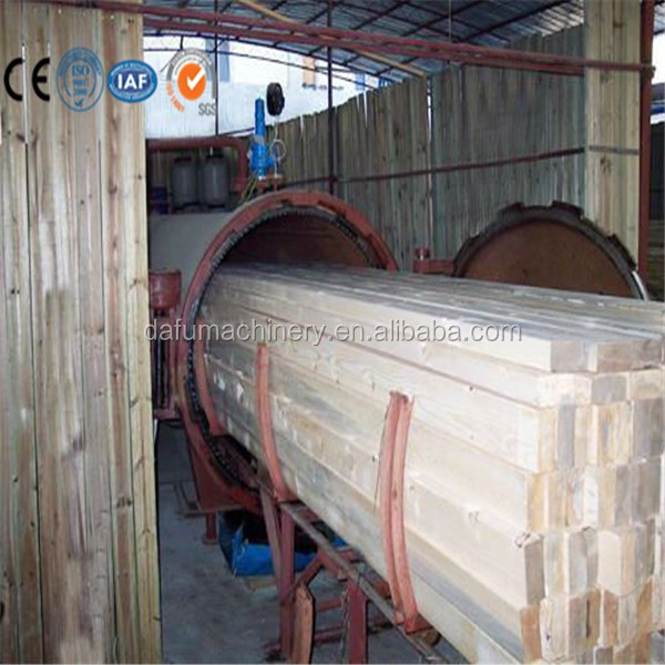 Low Cost Wood Seasoning Machine / Timber Drying Machine
