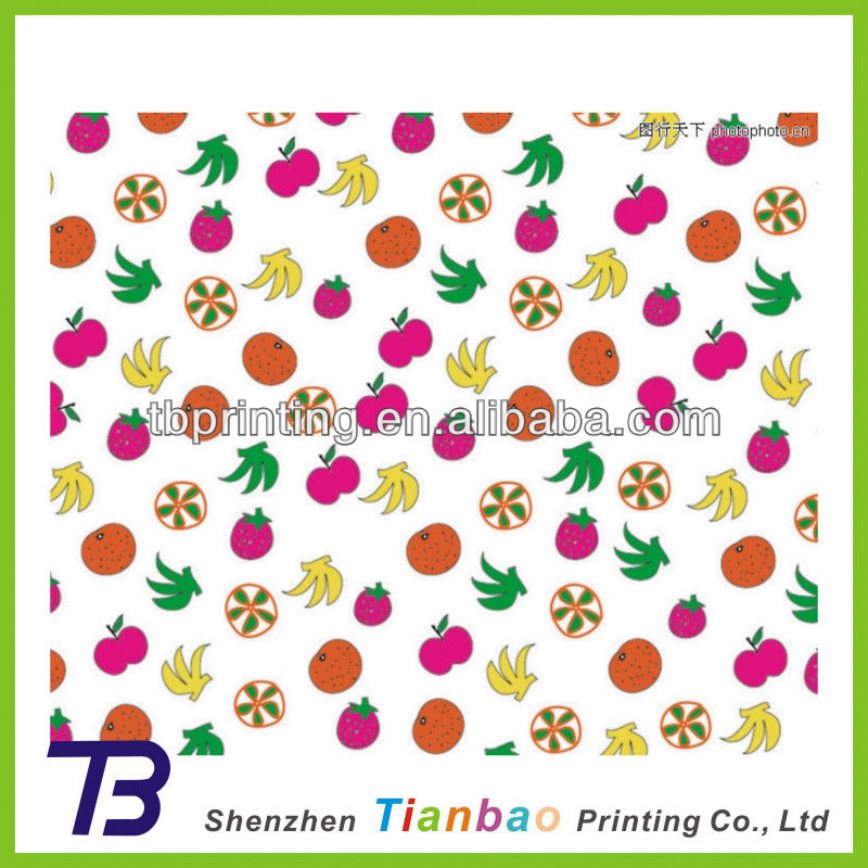 China manufacturer Gift wrapping paper