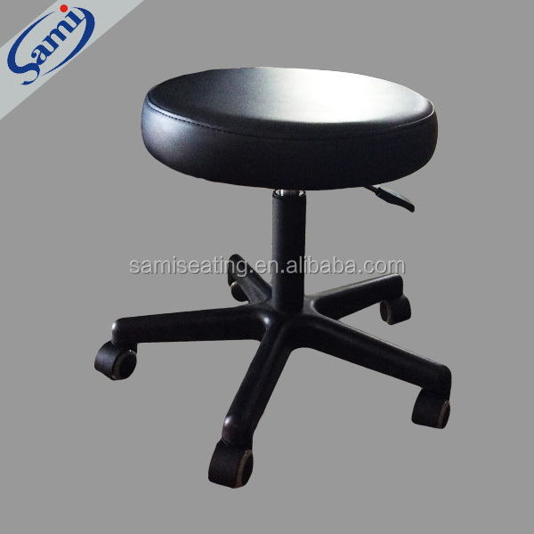 Movable Round Medical Chair Stool SL011