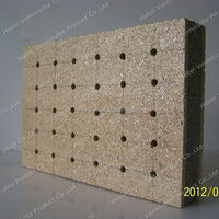 China Vermiculite Board Heat Resistant Insulation Board for Ceiling
