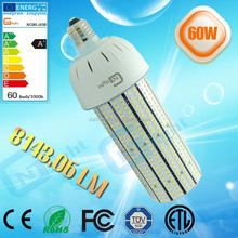 car park light led retrofit 150W HPS replacement 60W LED light bulb E40 E27