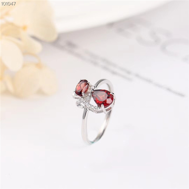 Popular Good Price 925 silver jewelry Wedding Rings Promise For Couples