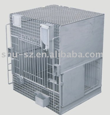 stainless steel monkey cage