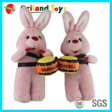 plush toy bugs bunny pink stuffed rabbit toy