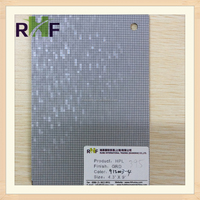 Glossy HPL with Grid Design/High Pressure Laminate/Anti-fire panel