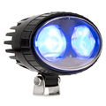 Manufacturer reversing warning light blue spot safety led forklift lights